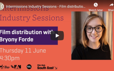 Film Distribution with Bryony Forde