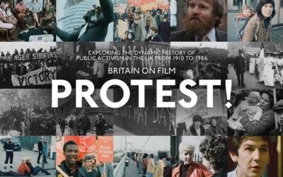 Britain on Film: PROTEST!