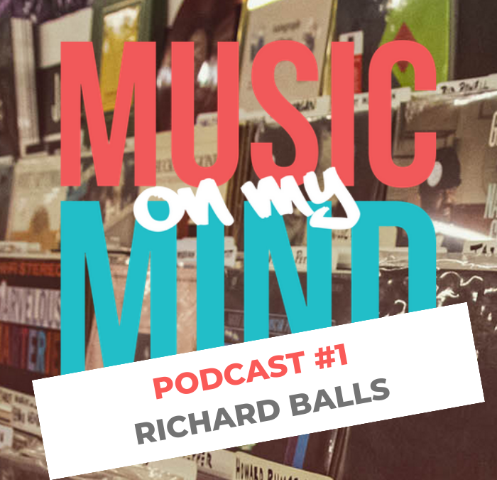 MOMM PODCAST #1 WITH RICHARD BALLS